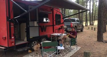 Luna Lake Group Campground