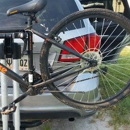 Bike 1 on