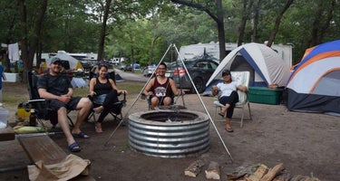 Windy Hill Campground Assoc A