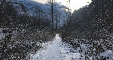 Chugach Backcountry Camping