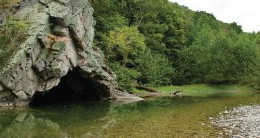 Meadow Creek Camping Area
