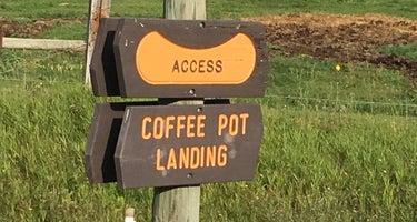 Coffee Pot Landing