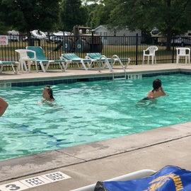 Gorgeous pools.