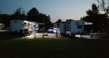 Blue Springs Lake Campground