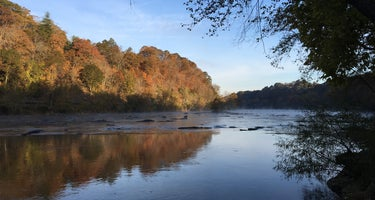 French Broad River Area