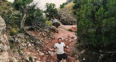 Trail Creek/Barrys Landing - Bighorn Canyon National Rec Area